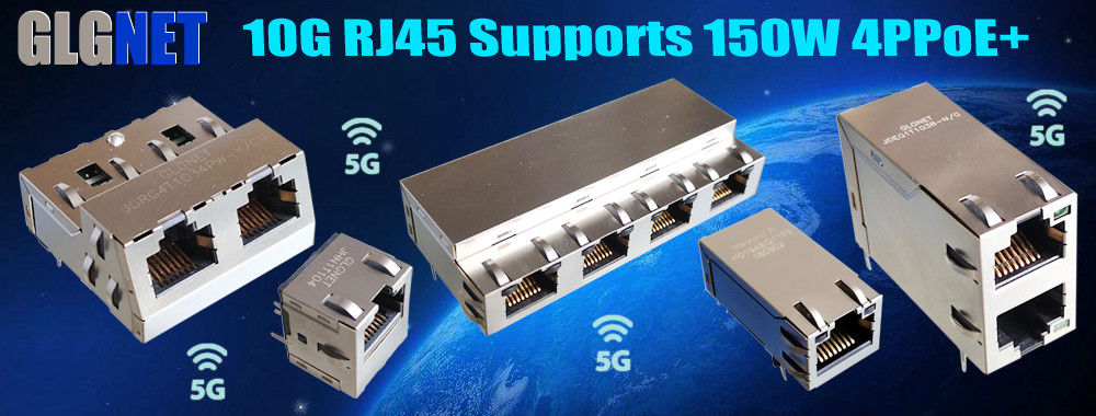 China best Magnetic RJ45 Connector on sales