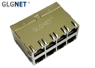 China Ethernet 10G RJ45 Connector supplier