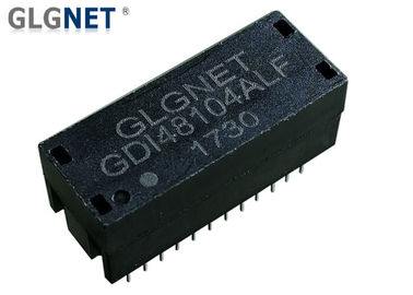 48 PIN Isolated LAN Transformer 1000 Base -T Ethernet Full Duplex Application