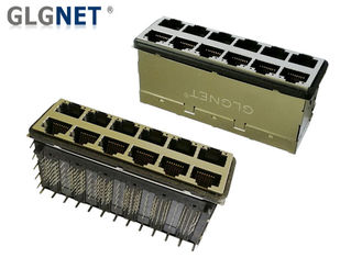 Stacked RJ45 Connectors