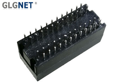 DIP Mounting Power Over Ethernet Transformer 48 Pin With 1G Integrated Magnetics