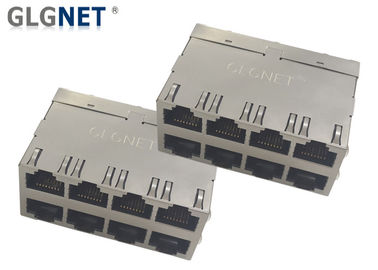GLGNET 8 Ports 10Gbase-T Rj45 Magnetics Connector